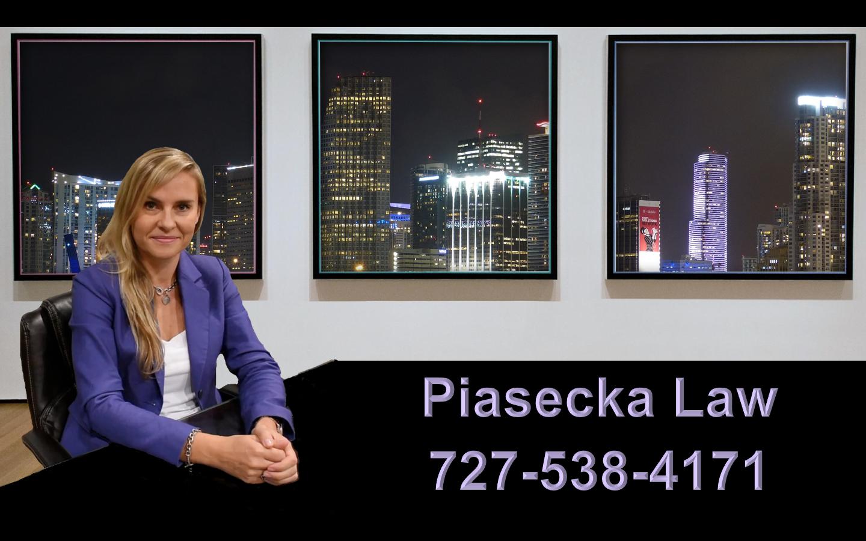 """Agnieszka """"Aga"""" Piasecka Polski Prawnik Adwokat Miami"""