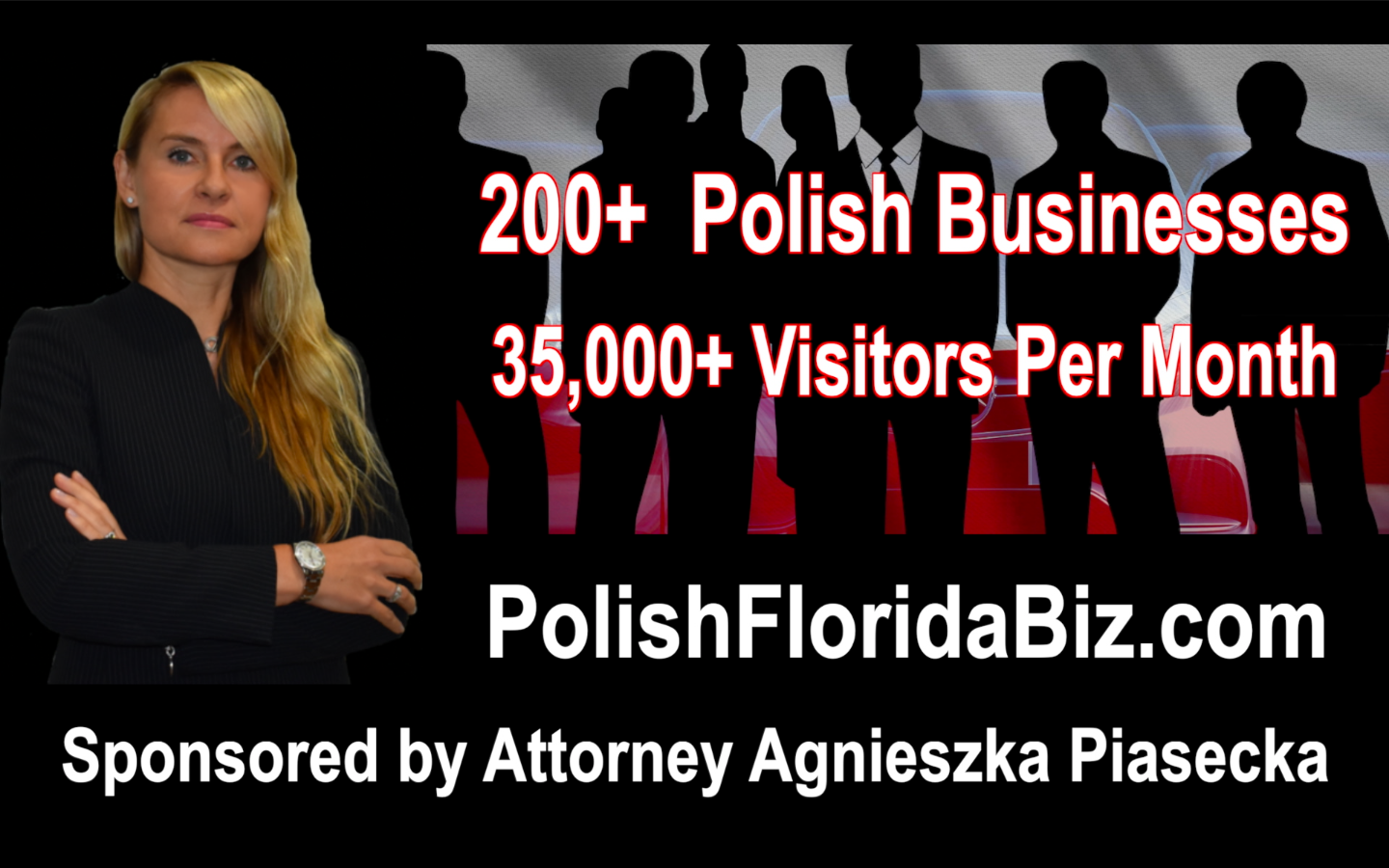 BEZPŁATNE polskie katalogi firm sponsorowane przez adwokata Agnieszkę Piasecką. FREE Polish Business Directories Sponsored by Attorney Agnieszka Aga Piasecka.