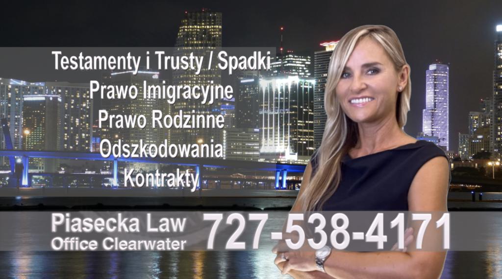 Miami, Miami-Dade, Florida, Polski, Prawnik, Adwokat, Floryda, USA, Polish, Attorney, Lawyer, Agnieszka Piasecka, Aga Piasecka, Piasecka Law, Piasecka