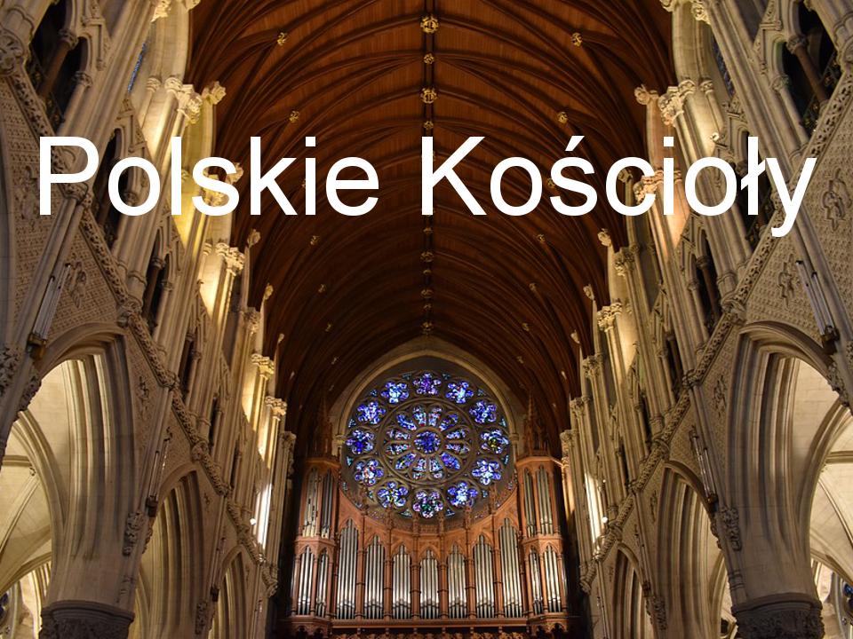 Polskie Kościoły - Miami, Floryda